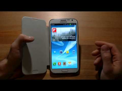 Samsung Galaxy Note II LTE Review- MobileSyrup.com