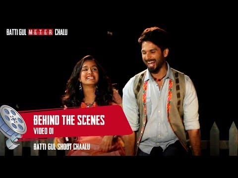 Making Of Batti Gul Meter Chalu | Shahid Kapoor, Shraddha Kapoor, Divyendu Sharma and Yami Gautam