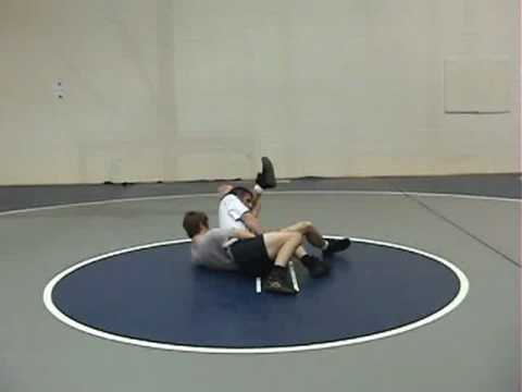 Granby School of Wrestling Technique Series #11 Image 1