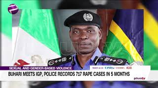 Buhari Meets IGP, Police Records 717 Rape Cases In 5 Months