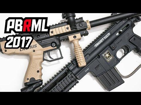 What Is The Best Starter Paintball Gun?