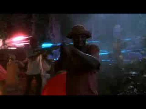 Congo the movie, Tribute soundtrack movie clip