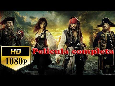 Piratas del Caribe 4. En Mareas Misteriosas Peliculas Completas En Español