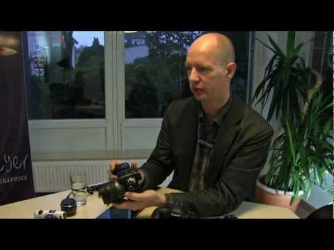 Lumix GH3, Vergleich zu Canon DSLR