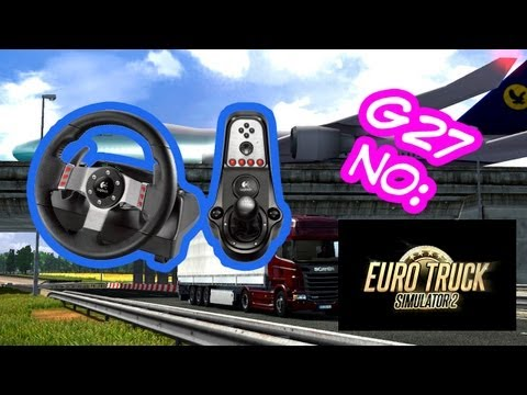 Mostrando o g27 no Euro Truck Simulator 2; Entenda o cambio de 12 marchas