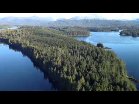 Prince of Wales Island, Alaska-Klawock Plane Landing
