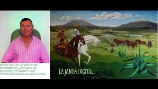 LA JANDA DIGITAL ENTREVISTA CON ALFONSO  REYES