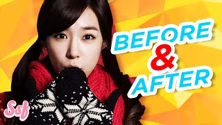 11 AWESOME Transformations - Girls' Generation (SNSD) Video l @Soshified