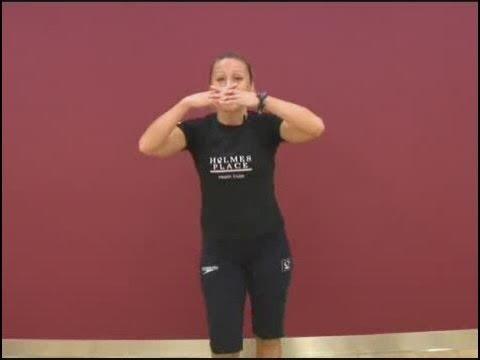 Pasos básicos para hacer aerobic