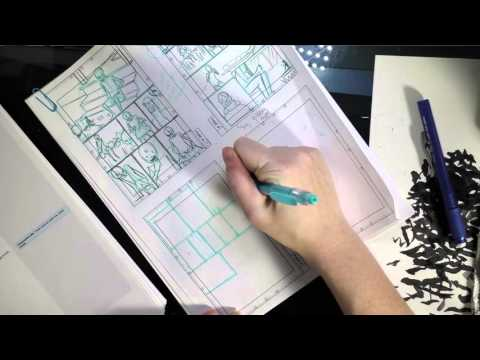 Intro To Comic Craft: Thumbnailing Your Comic