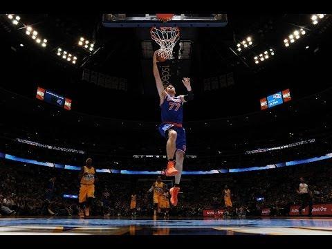 Andrea Bargnani - New York Knicks @ Denver Nuggets (Nov 29, 2013)