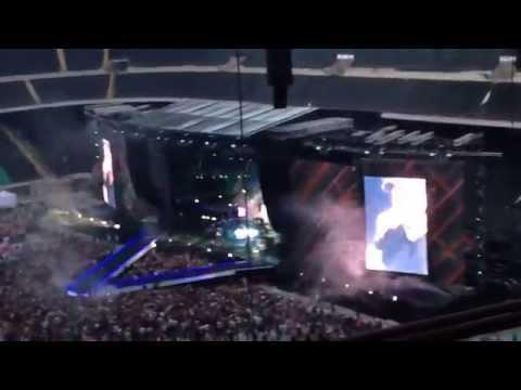 Vasco Rossi La strega Live Kom2014 Milano 10 luglio 2014