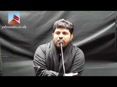Allama Asif Raza Alvi   Hussainia Imambargah - Birmingham (UK) - 3rd May 2016