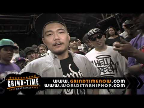 Grind Time Presents: PH vs Dumbfoundead Part 1