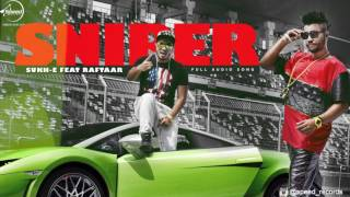 Sniper (Full Audio Song) | Muzical Doctorz Sukhe Feat Raftaar | Punjabi Song | Speed Records