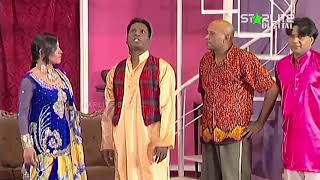 Amanat Chan and  Akram Udass New Pakistani Stage Drama Full Comedy Funny Clip | Pk Mast