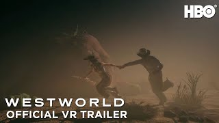 Westworld Awakening | Official VR Trailer | HBO