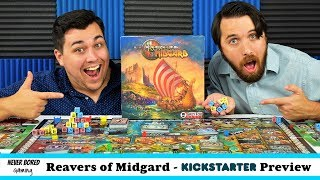 Reavers of Midgard - Kickstarter Preview
