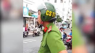 Người Hùng Trần Đình Sang Xuất Hiện Tại SG, khiến CSGT Hú Vía,Chao Đảo
