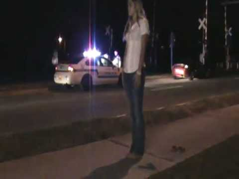 0 Stephanie Bowie DUI Arrest Field Sobriety Exercises Port Orange