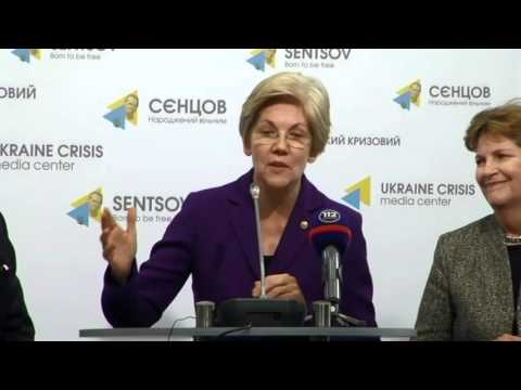 U.S. Sеnators from Democratic Party. Ukraine Crisis Media Center, 12th of October 2015