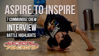 Aspire to inspire | 7 Commandoz (Korea)