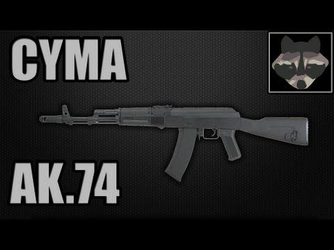 CYMA AK 74  CM.031 - Airsoft Review