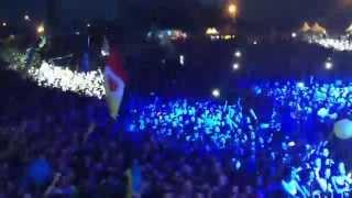Скрябін - Коломийки (Обана, збс) (live @ #zaxidfest 2014)