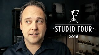 WANT TO SEE THE NEW STUDIO?