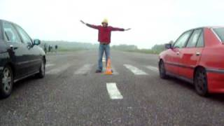 Lancia dedra integrale 2.0 16v 300 HP vs. Lancia Kappa 3.0 v6 230 HP