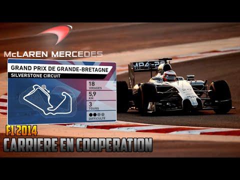 F1 2014 - Grand Prix d'Angleterre [Carrière coop' 50%]