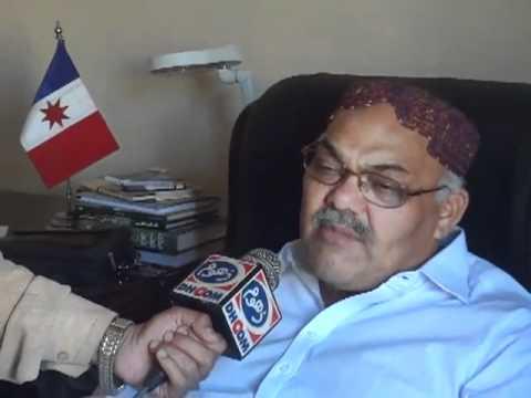 Lyari Operaton in on Farmaish of MQM said Dr Qadir Magsi STP