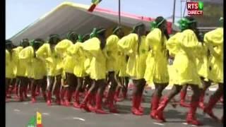 Défilé 2016 | Les majorettes sans Doudou Ndiaye Rose