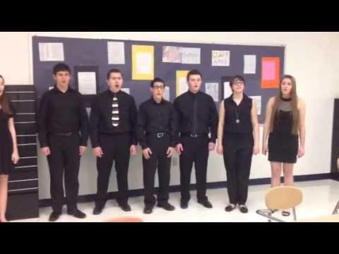 The Washington Township High School Choir
