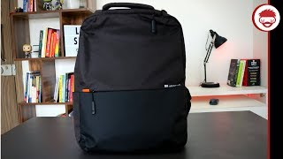 Mi Business Casual Backpack Review | Best Backpack under 1000 Rs.