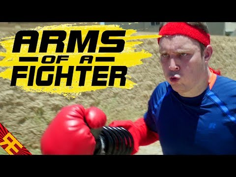 ARMS of a Fighter (a Nintendo ARMS song Feat. Raymy Krumrei)