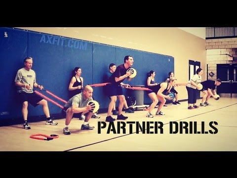 Partner Workouts | Circuit Training | Tips & Tricks Image 1