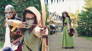 HOW TO LIVE IN MEDIEVAL TIMES!