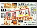 2015年 皐月賞予想(阪神牝馬S 6万8千円馬券レース回顧付)