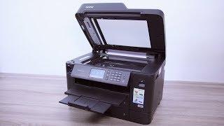 4-in-1 Drucker für Zuhause & Büro - brother MFC-J5730DW im Test