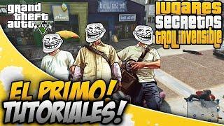 GTA 5 ONLINE - LOS MEJORES ESCONDITES PARA TROLL'S /