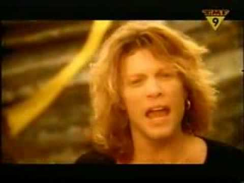Bon Jovi - Como yo Nadie te ha Amado