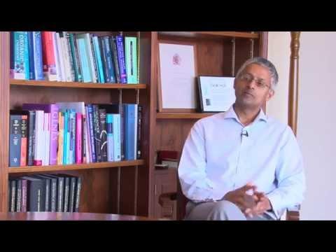Interview with Professor Shankar Balasubramanian - Part 1