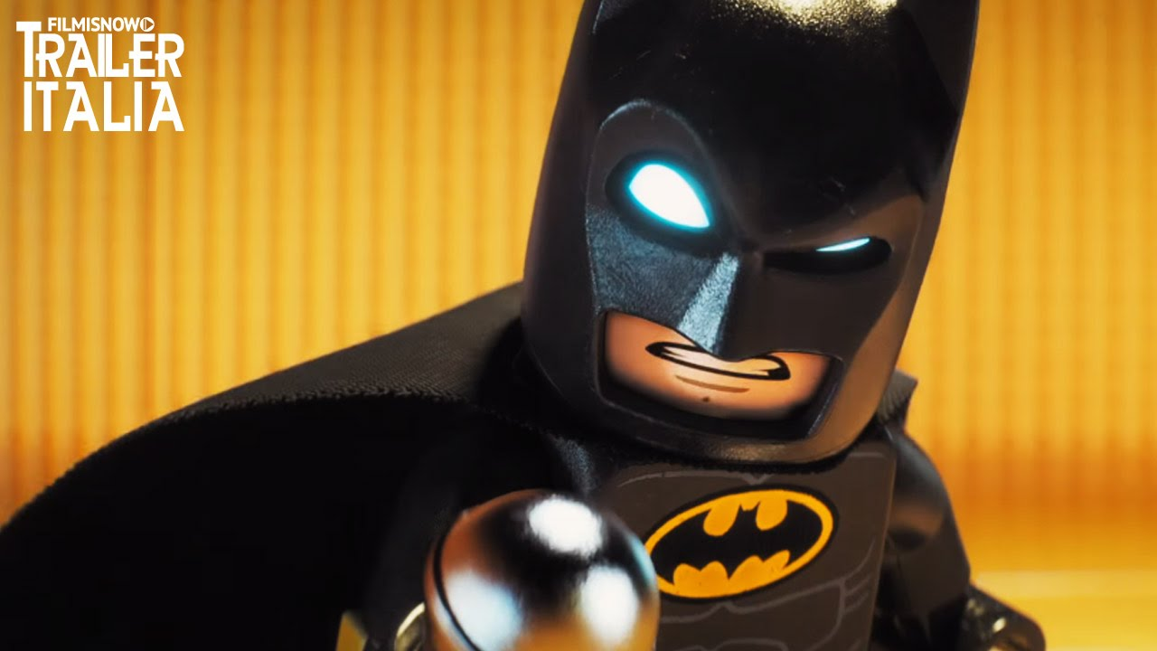 LEGO BATMAN IL FILM - Trailer Italiano Ufficiale [HD]