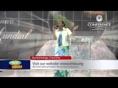 4th International English Missionary Conference of the Worldwide Missionary Movement - Special Song