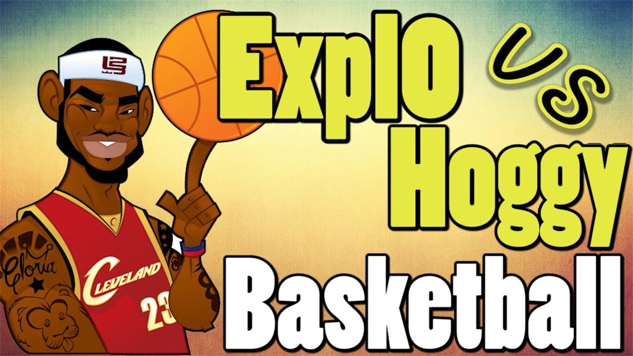 Sports Heads Basketball Expl0 vs Hoggy - YouTube