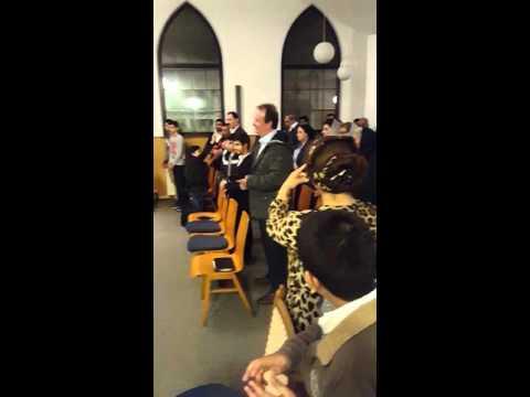 Noua biserica din nordenham chemare pastor marius