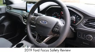 2019 Ford Focus Active Safety Review