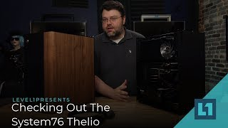 The System76 Thelio Major -- 2990WX Threadripper Monster