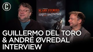 Scary Stories: Guillermo del Toro and André Øvredal on Making their Gateway Horror Movie